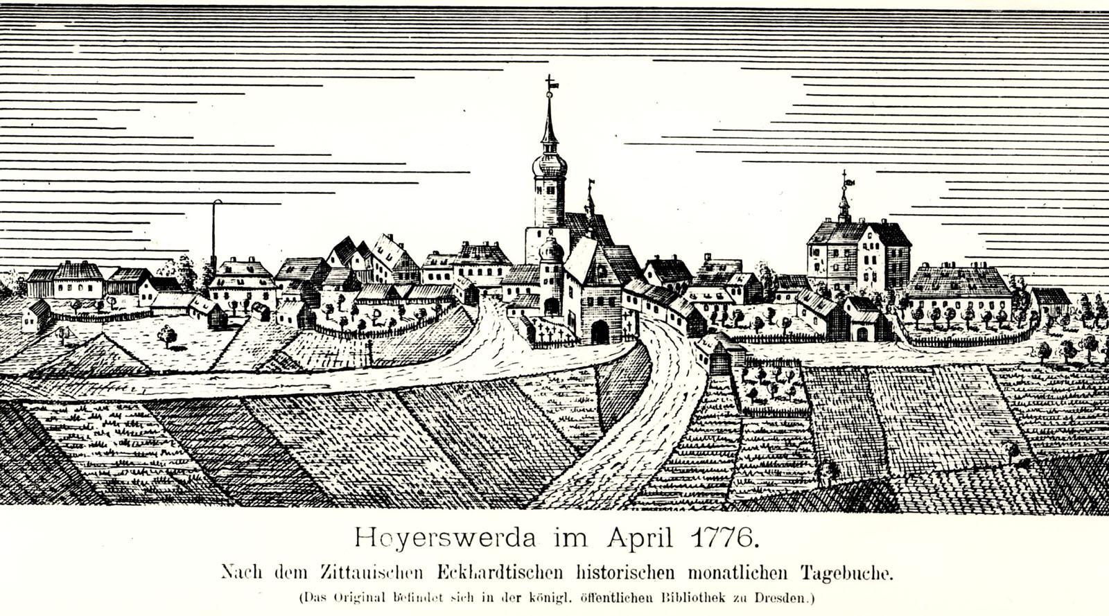 1776 Hoyerswerda