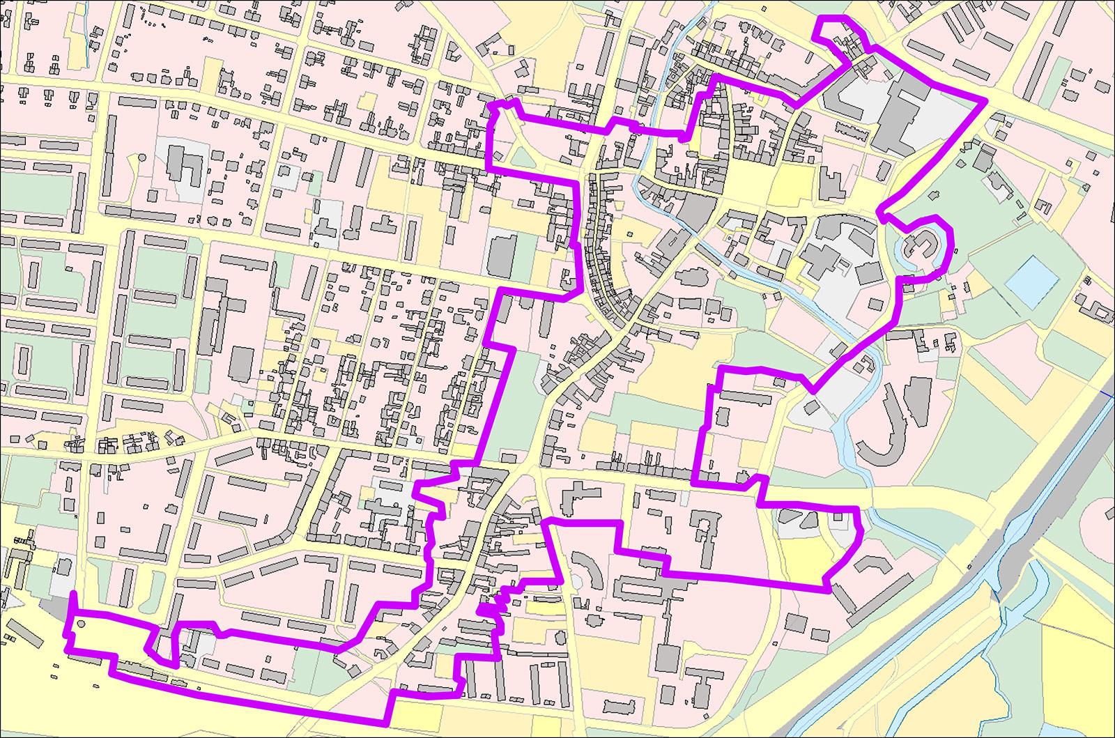 Zentrenbereich Altstadt