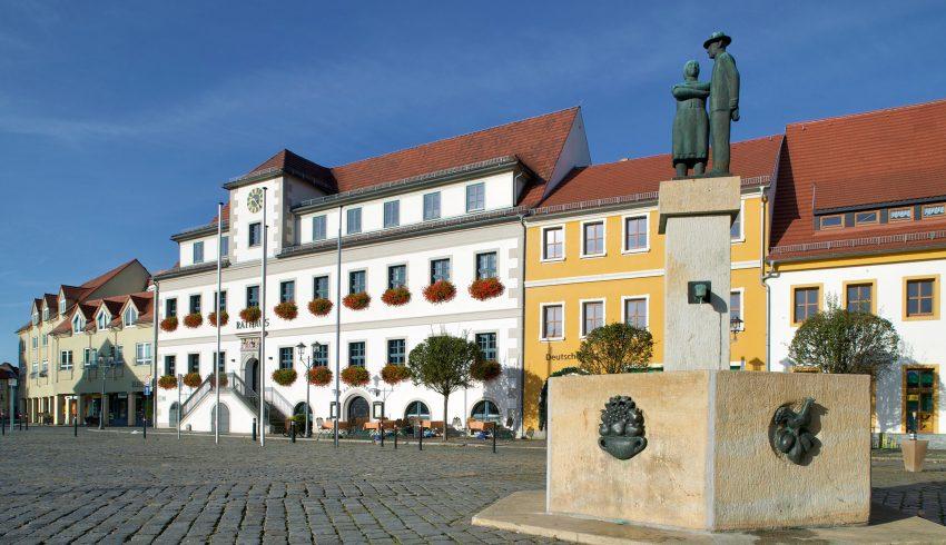 Stadtsanierung / Stadtumbau - Saněrowanje a přetwar města