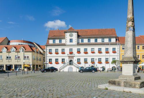 Marktplatz Hoyerswerda