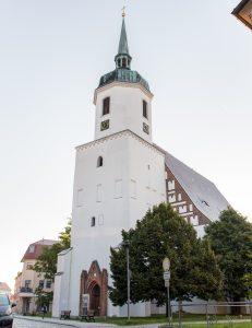 Gottesdienst – 750 Jahre Hoyerswerda