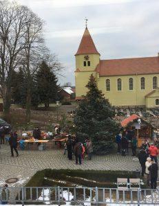 Weihnachtsmarkt Schwarzkollm