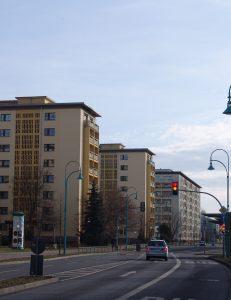 Architektour – Stadt der Moderne: Aufbau – Rückzug – Perspektive