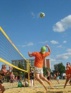 15. Mixed-Beachvolleyball-Cup der LebensRäume Hoyerswerda eG