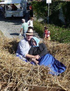 Hoffest in Bröthen/ Michalken / Dwórowy swjedźeń