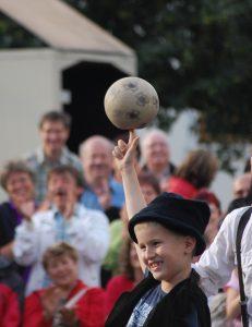 Internationales Straßentheaterfest & Mittelalterkinderfest