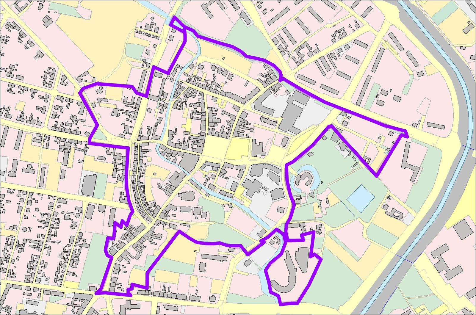 Sanierungsgebiet Altstadt Hoyerswerda