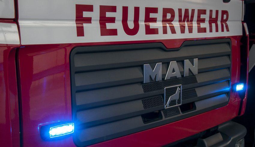 Feuerwehr in Hoyerswerda - Wohnjowa wobora we Wojerecach