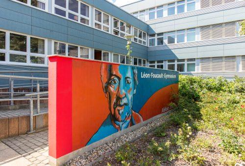 Léon-Foucault-Gymnasium