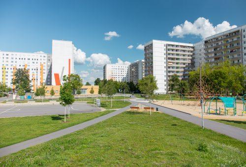Zentral-Bewegungspark Neustadt