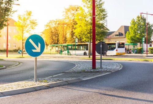 Bus-Bahnhof Altstadt