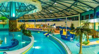 Badespaß im Lausitzbad
