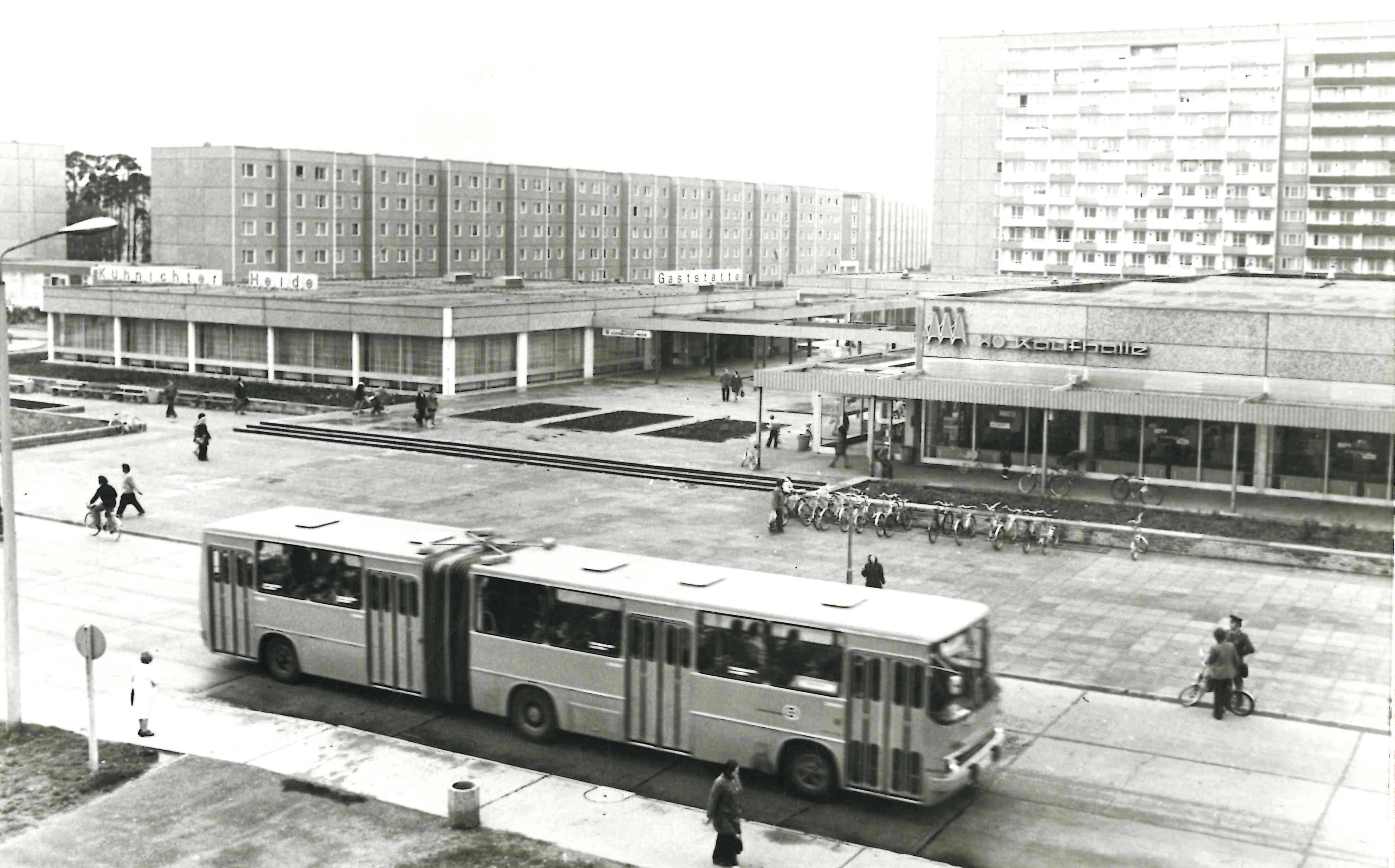 Wohnkomplex IX um 1976