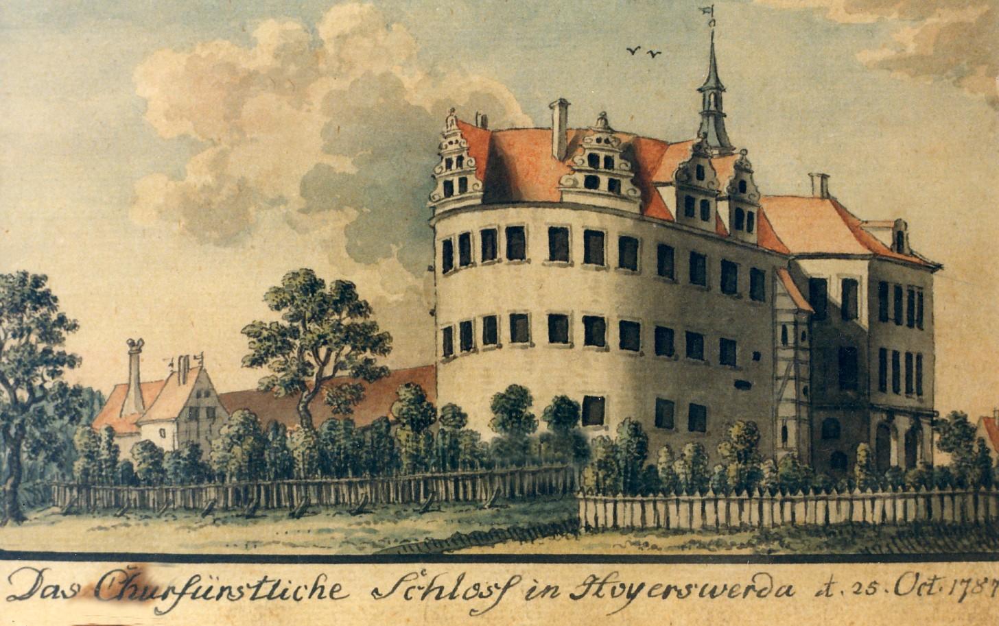 Schloss 1787