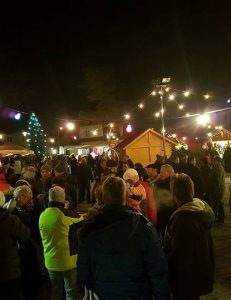 Weihnachtsmarkt Knappenrode