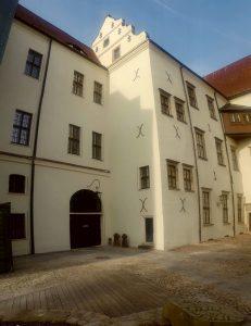 Führungen zum Tag der Städtebauförderung im Schloss Hoyerswerda