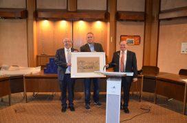 Impressionen vom Besuch in der Partnerstadt Dillingen