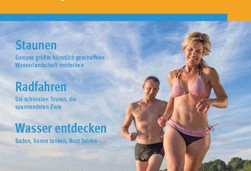 Lausitzer Seenland Magazin mit Gastgeberverzeichnis 2018-19_Bild