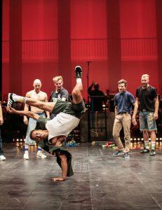 Breakdance und Sinfonieorchester – SYMPHONIX