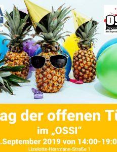 Tag der offenen Tür im OSSI