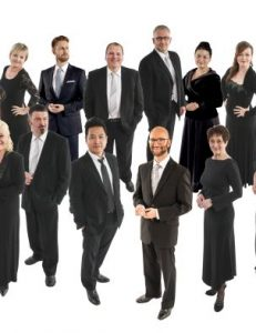 Chorkonzert des Sorbischen National-Ensembles