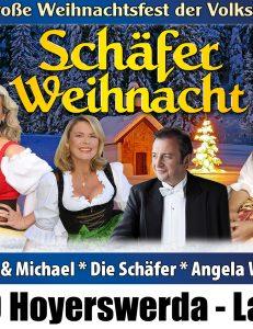Schäferweihnacht 2019- Das große Weihnachtsfest der Volksmusik