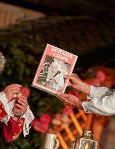 Kulinarischer Abend mit August dem Starken an der KRABAT-Mühle Schwarzkollm