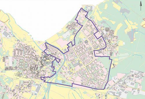 Stadtumbaugebiet Hoyerswerda NEU_2_10-2019_Karte
