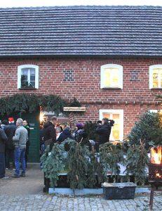 Weihnachten im Zeißighof - Hody na Ćiskowskim statoku