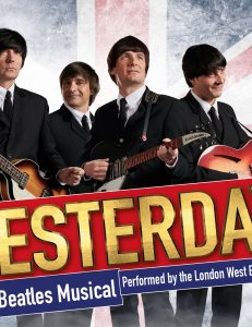 Yesterday the Beatles Show performed by the London West End Beatles