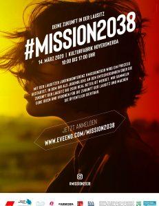 Jugendkonferenz #MISSION2038 - Deine Zukunft in der Lausitz