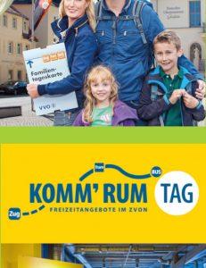 VVO-Entdecker-/ KOMM' RUM-Tag im ZCOM
