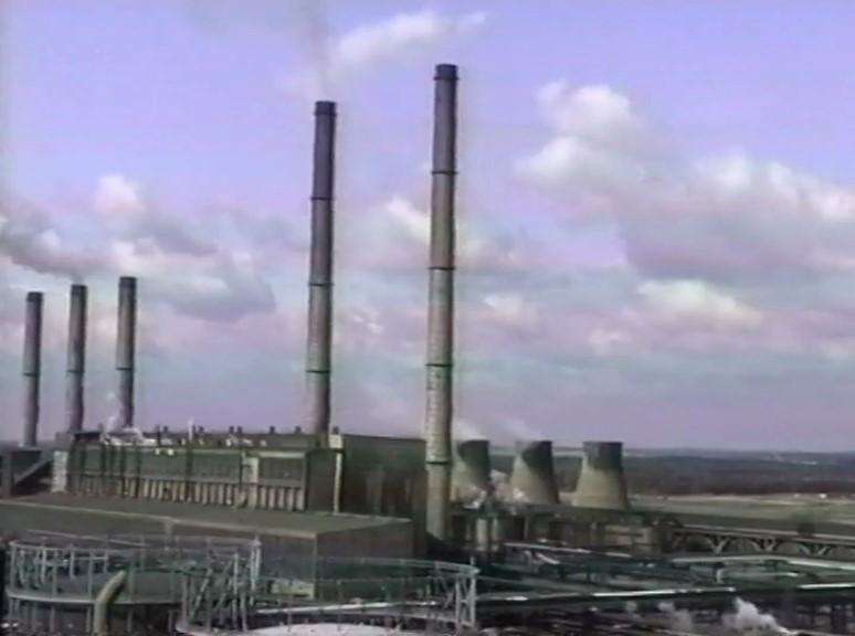 ehemaliges Kraftwerk Schwarze Pumpe