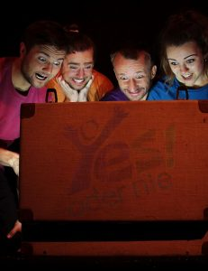 Impro-Theater Yes-oder-Nie!