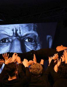 DVD-Premiere: Eine Stadt tanzt: HOY! is wer da?
