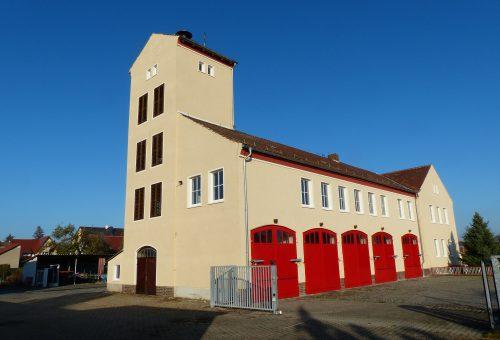 Maßn. BHH 2019 Fassadenanstrich Alte Feuerwehr P1210944