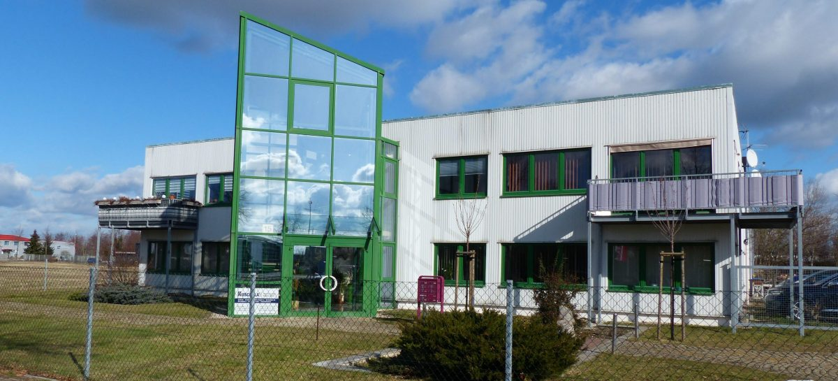 Firmengebäude Kuschela