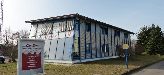 Firmengebäude CopyThek