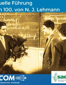Onlineführung zum 100. von N. J. Lehmann