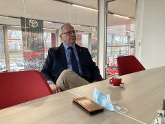 Oberbürgermeister Torsten Ruban-Zeh