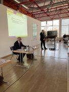Vortrag Herr Mühlberg, Geschäftsführer Sächsische Agentur für Strukturentwicklung (SAS)