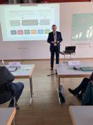 Vortrag Herr Lenke, Geschäftsführer Tilia GmbH