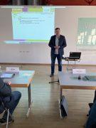 Vortrag Herr Brauer, Geschäftsführer Lausitzbad Hoyerswerda GmbH