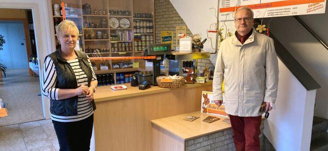 Torsten Ruban-Zeh und Regine Jorga