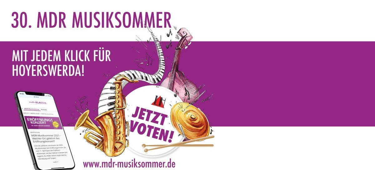 Grafik MDR Musiksommer Voting