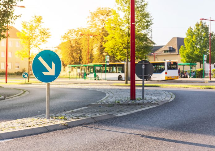 Verkehrseinschränkungen