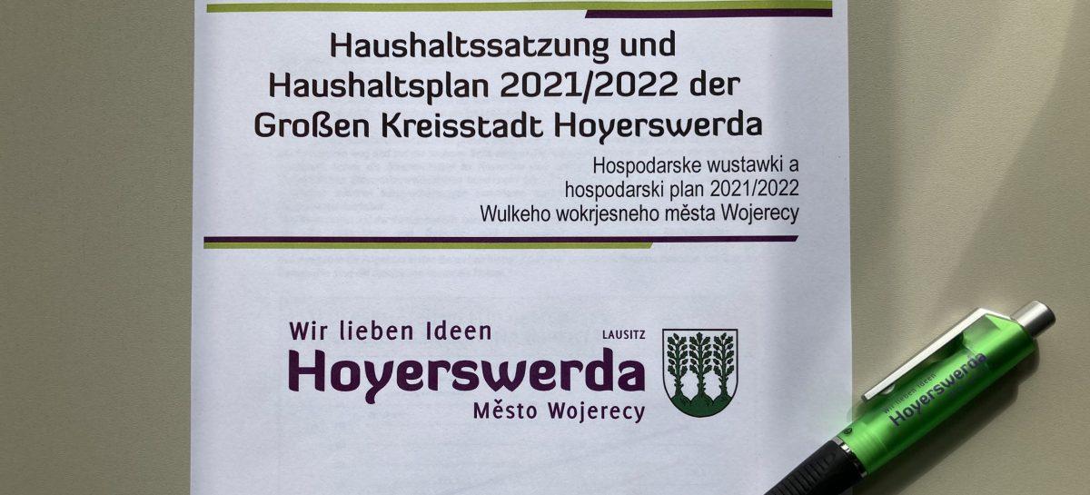 Haushalt 2021/2022 (Beitragsbild)