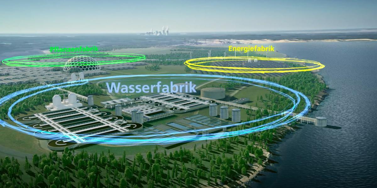 Zukunftsfabrik Lausitz