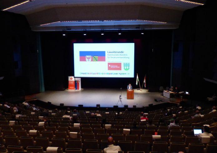 "2. Konferenz ""Reviertransfer Lausitz"""