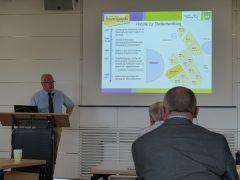 Vortrag zur Stadtgeschichte, Stadtentwicklung und aktuellen Vorhaben